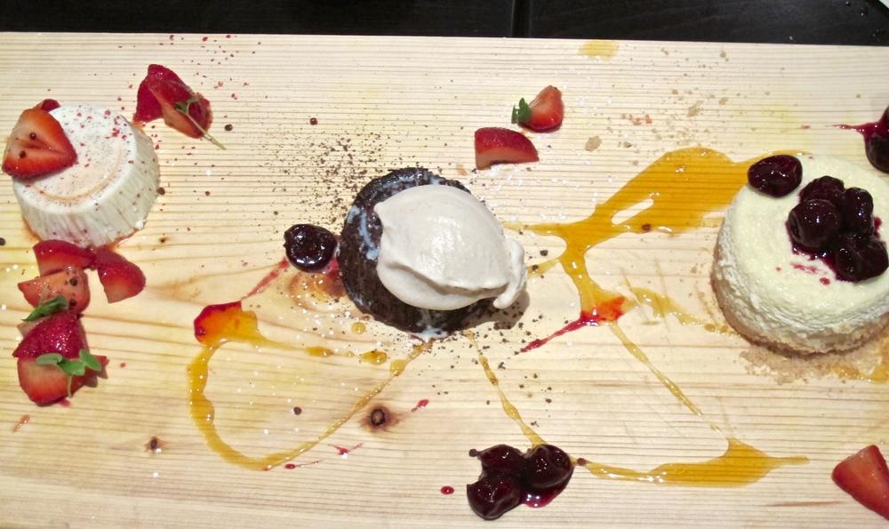 b.o.s dessert