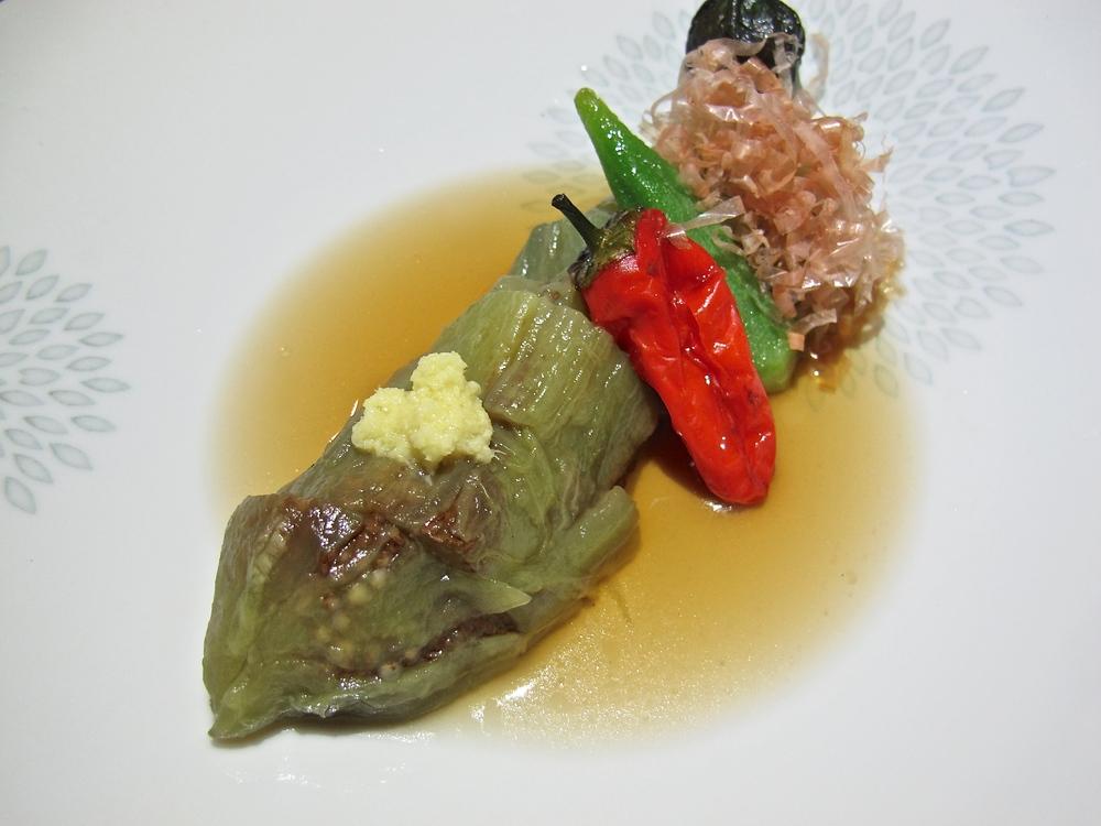 Shiki eggplant