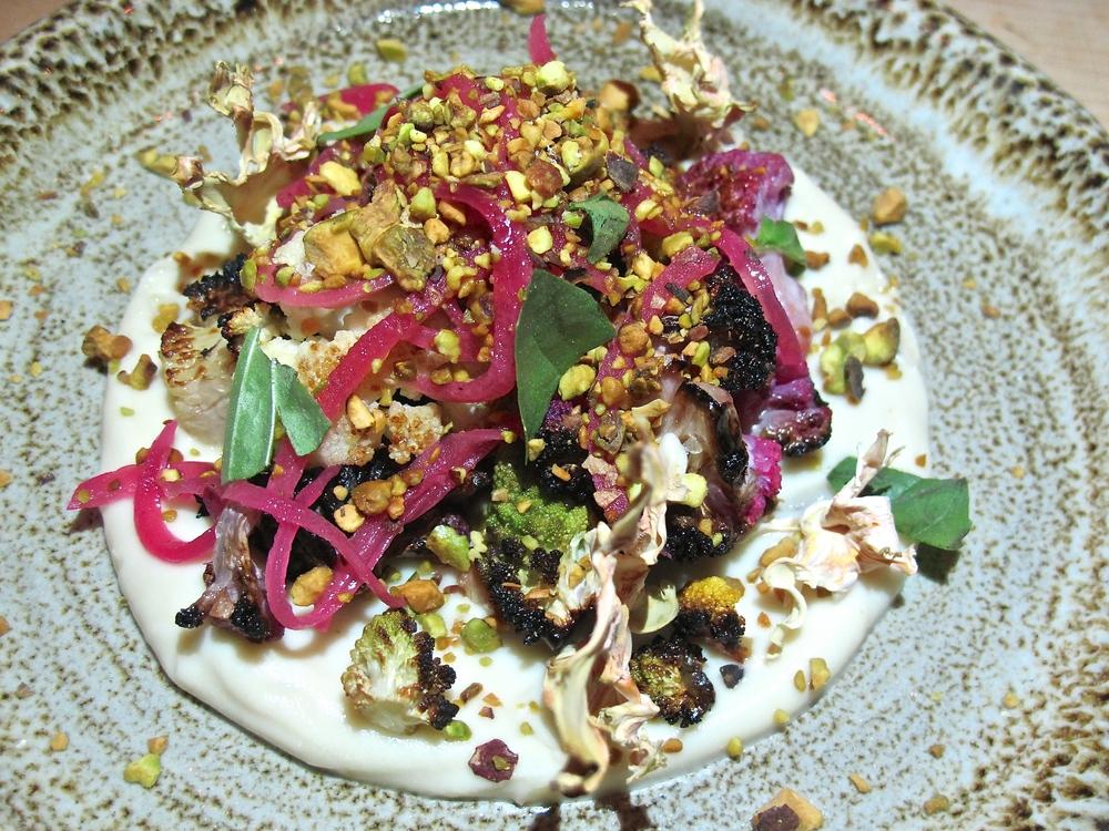 Gadarene Swine cauliflower