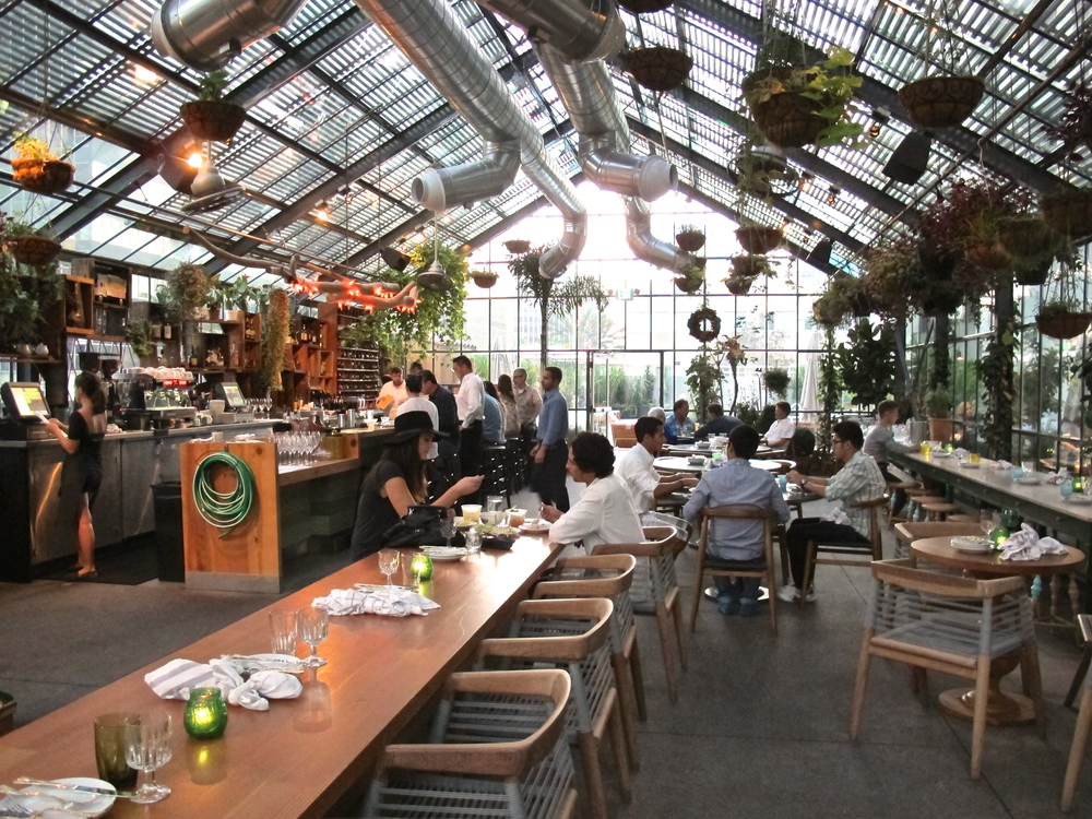 Roy Choi S Commissary Restaurant In The Line Hotel Tasting Page