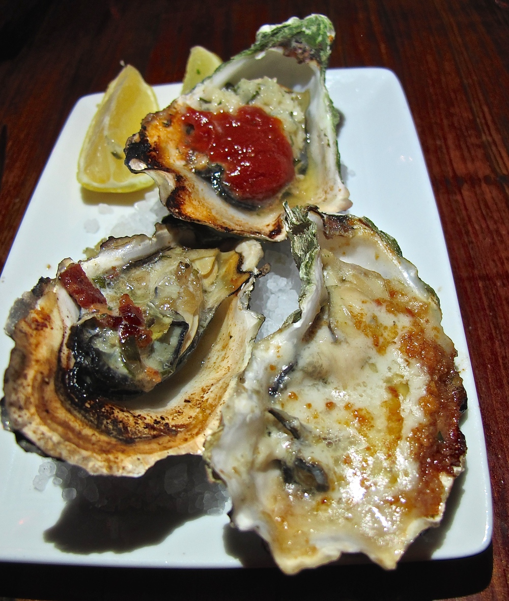 Nick's Cove oysters