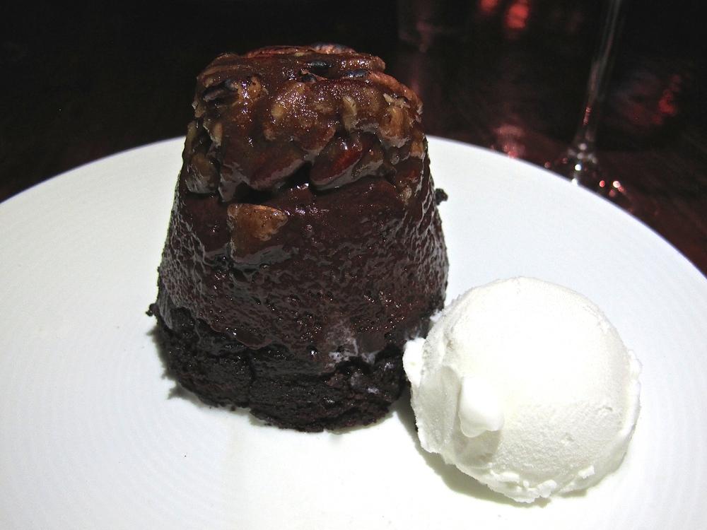 Nick's Cove dessert