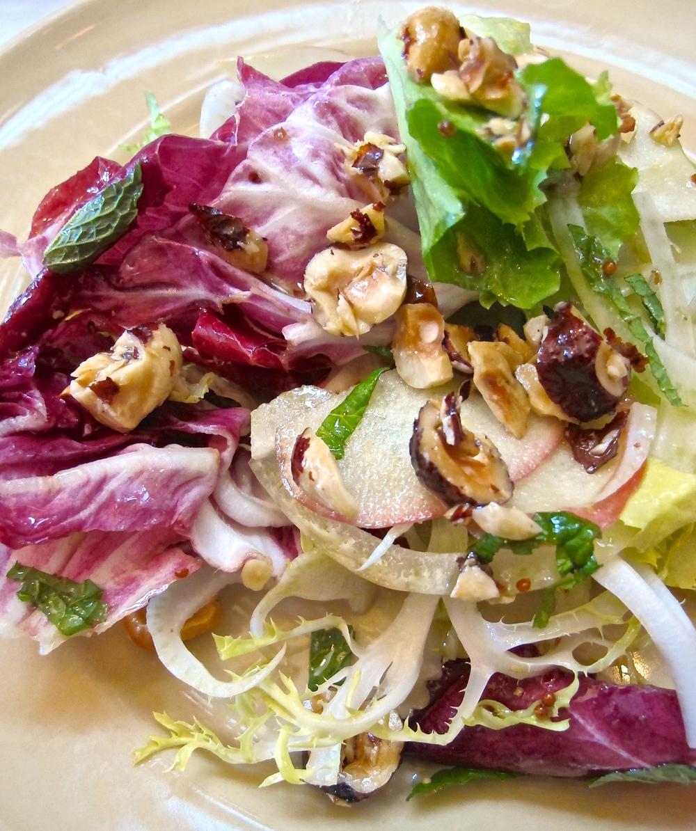 Chez Panisse salad