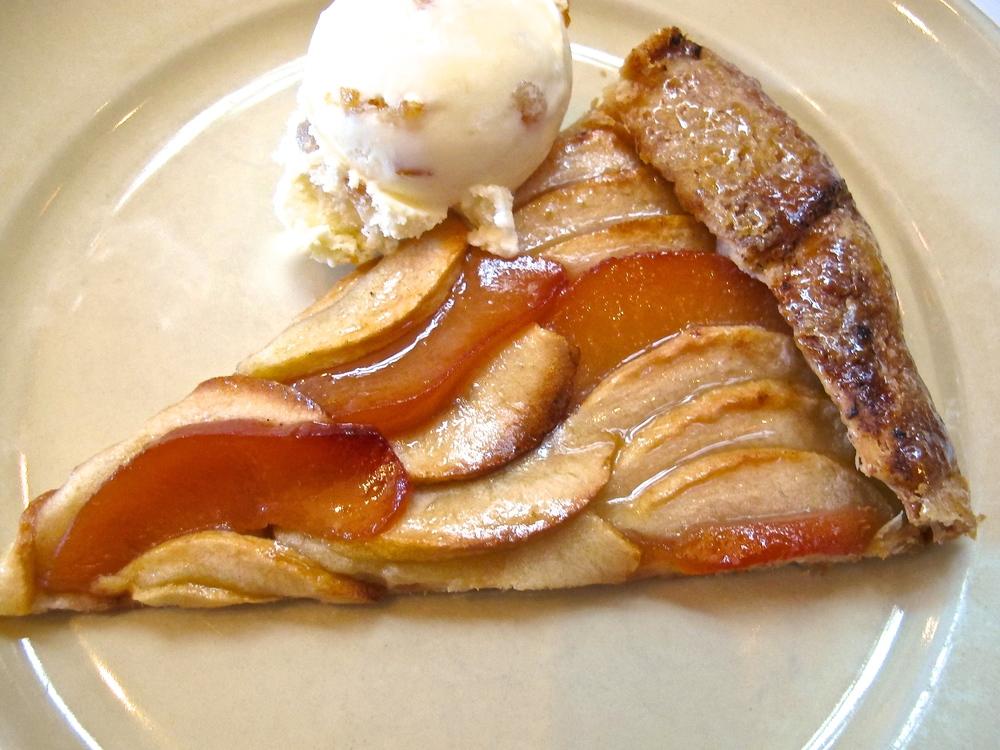 Chez Panisse dessert