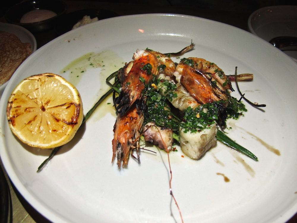 Cadet seafood