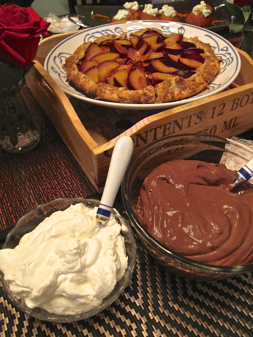 Chocolate Mousse - Pinot Noir Food Pairings