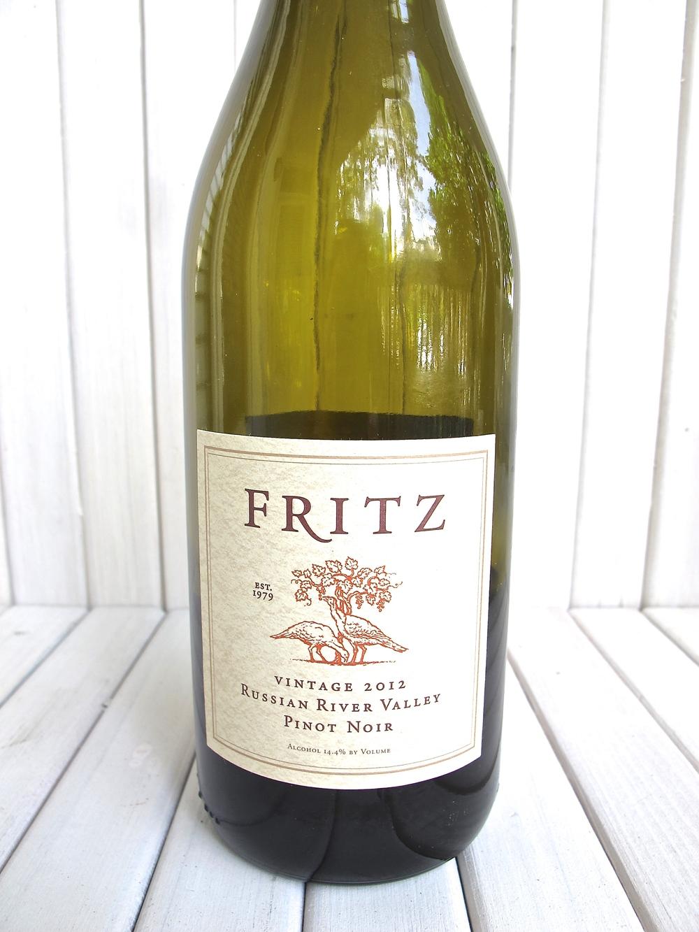 Fritz Pinot Noir