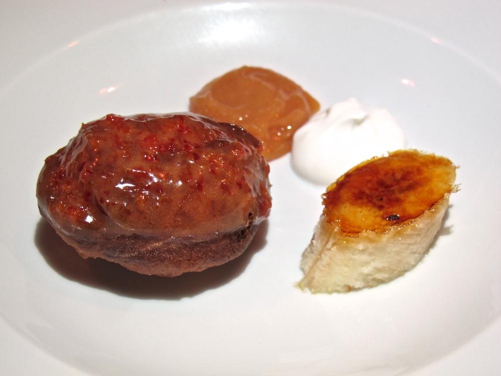 Gary Menes' Le Comptoir dessert