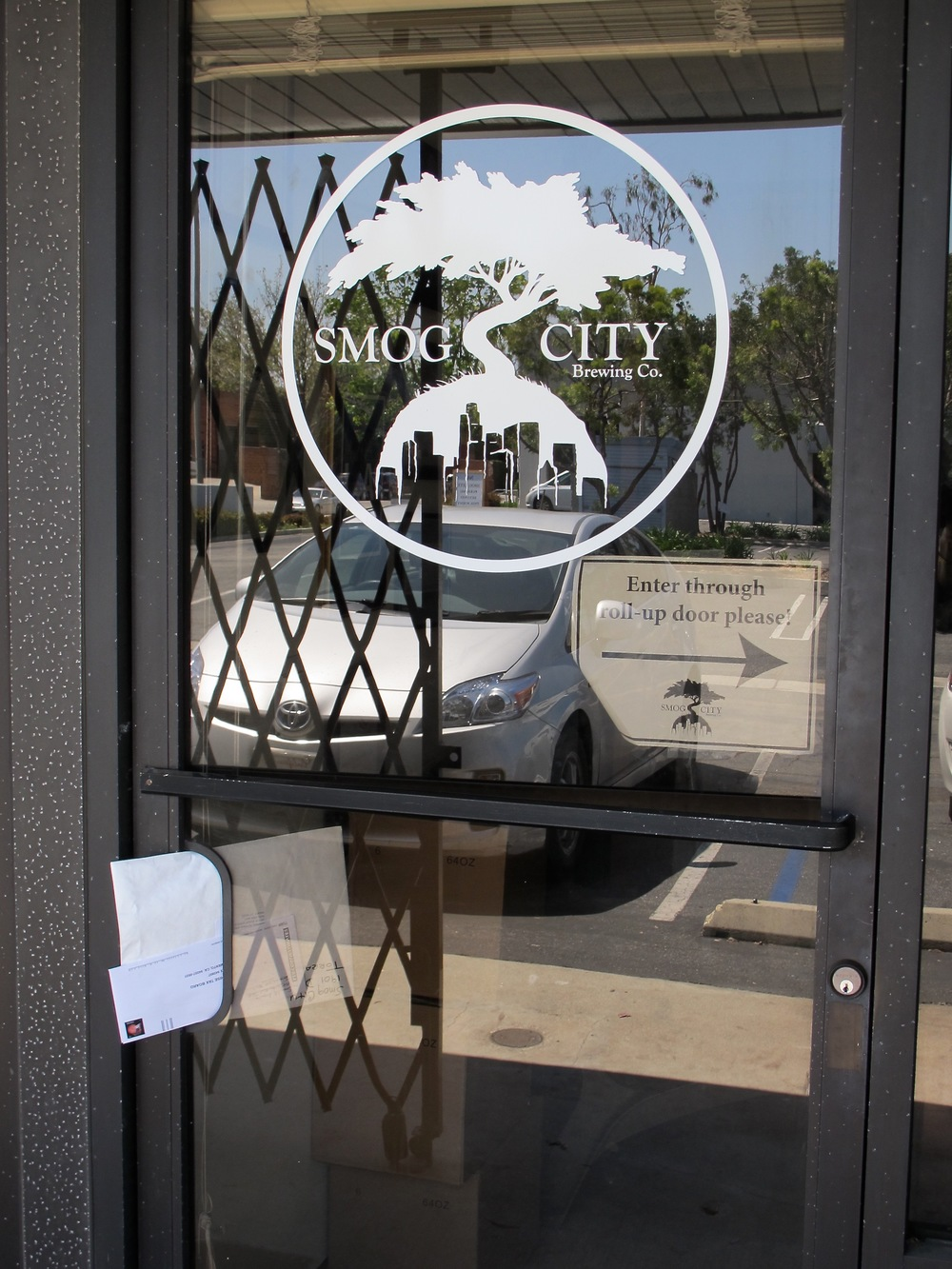 Torrance Breweries - Smog City
