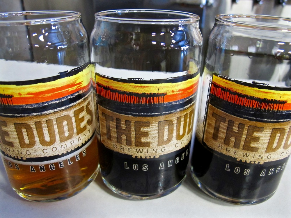 Torrance Breweries - The Dudes