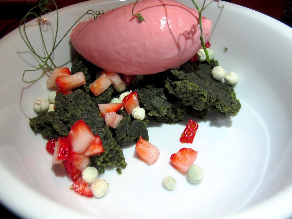 The Springs LA raw vegan dessert