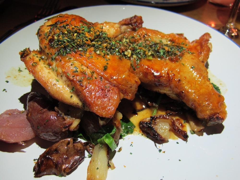 Hinterland chicken