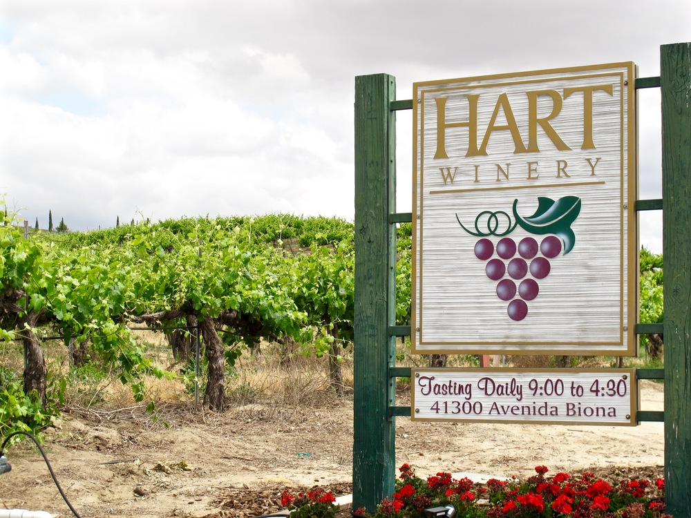 Hart Winery Temecula