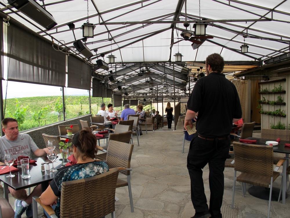 Callaway Winery Temecula Meritage