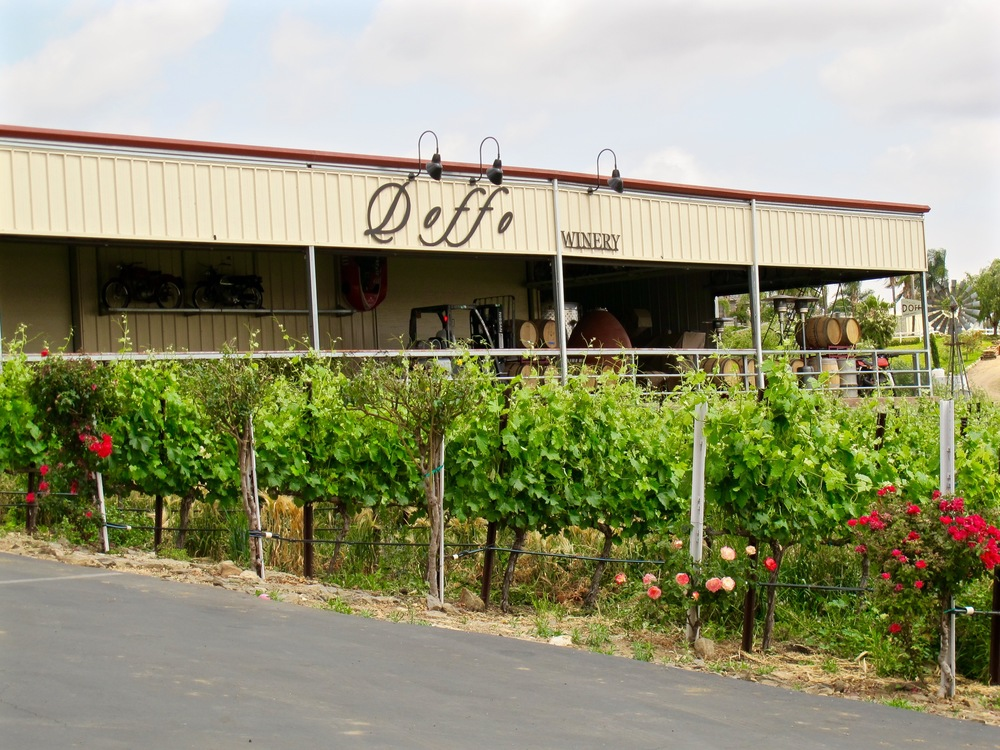 Doffo Winery Temecula