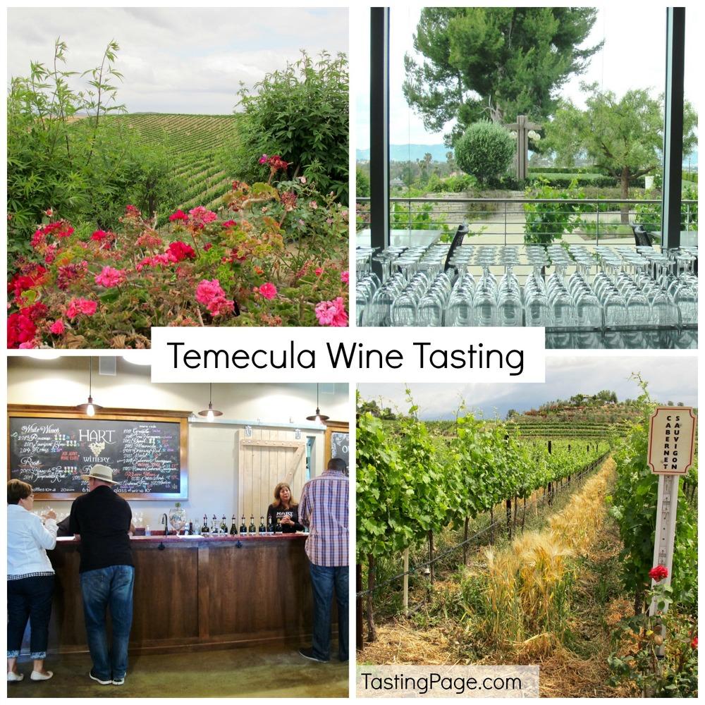 Temecula Wine Tasting