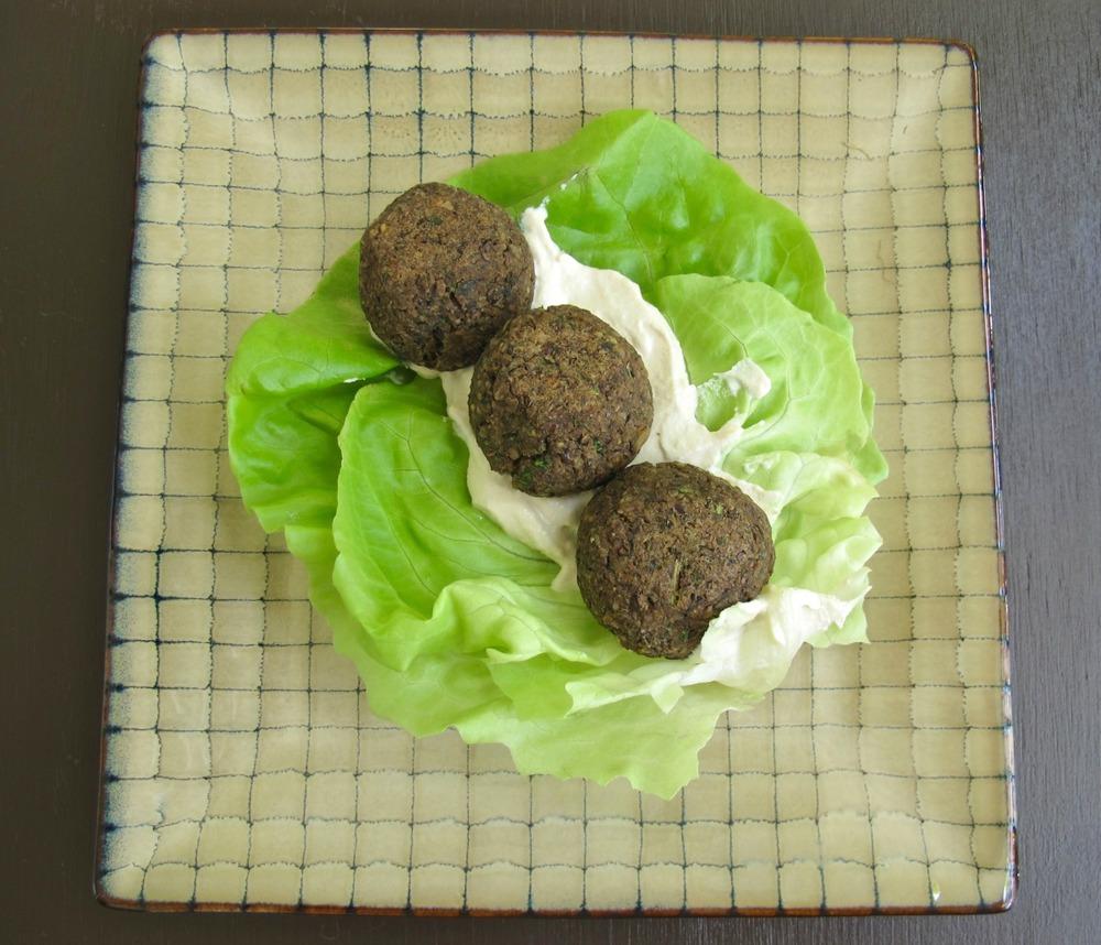 Vegan Lentil Mushroom Meatballs — Tasting Page