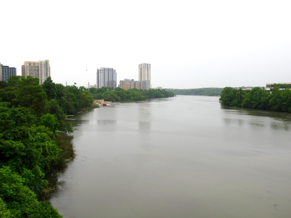 Austin's Lady Bird Lake