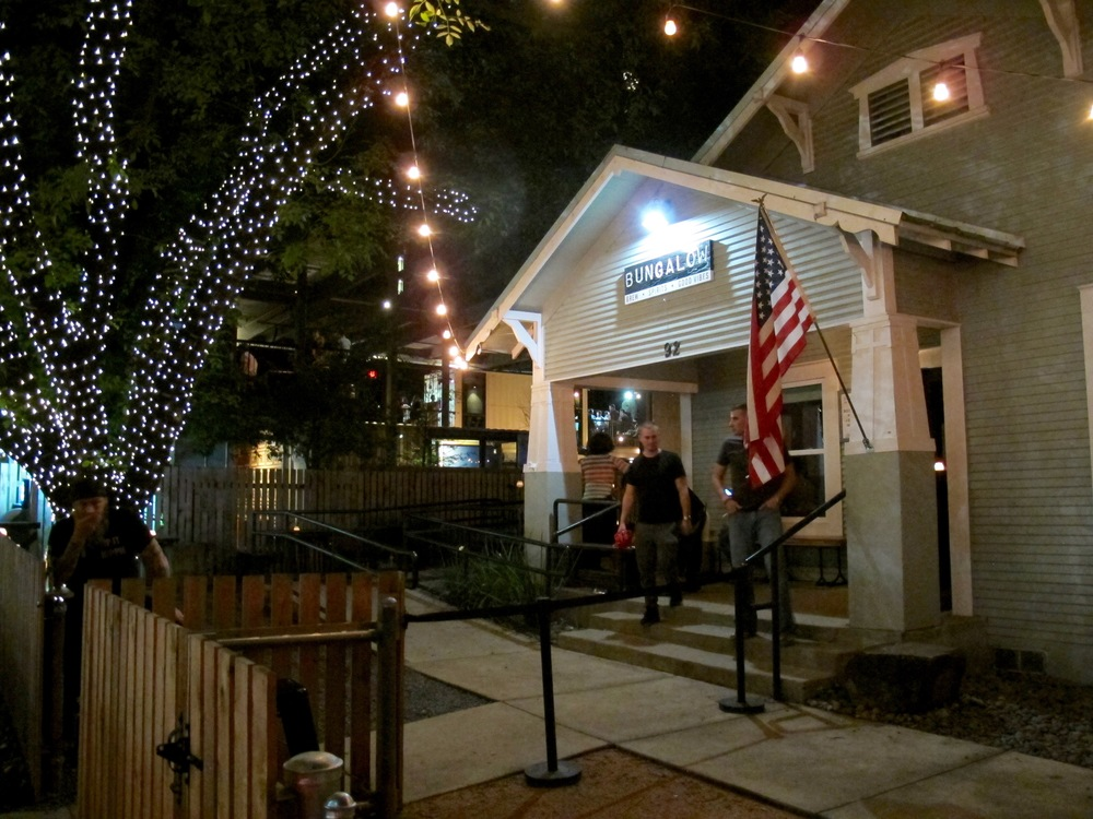 Austin's Gainey Street bars