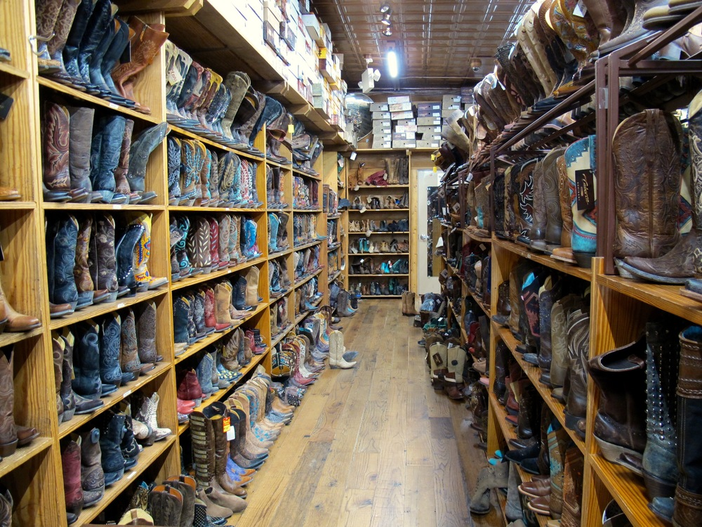 Austin SoCo Allen Boots
