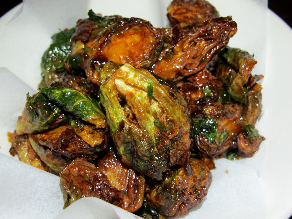 Uchiko brussels sprouts