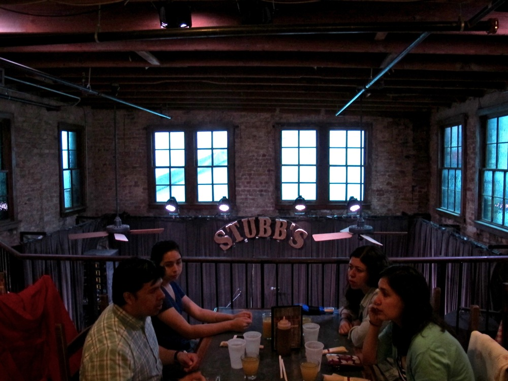 Stubb's Gospel Brunch