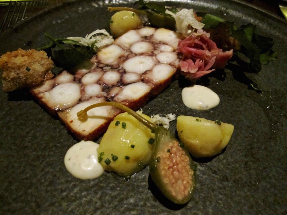 Batard Octopus Pastrami | Tasting Page