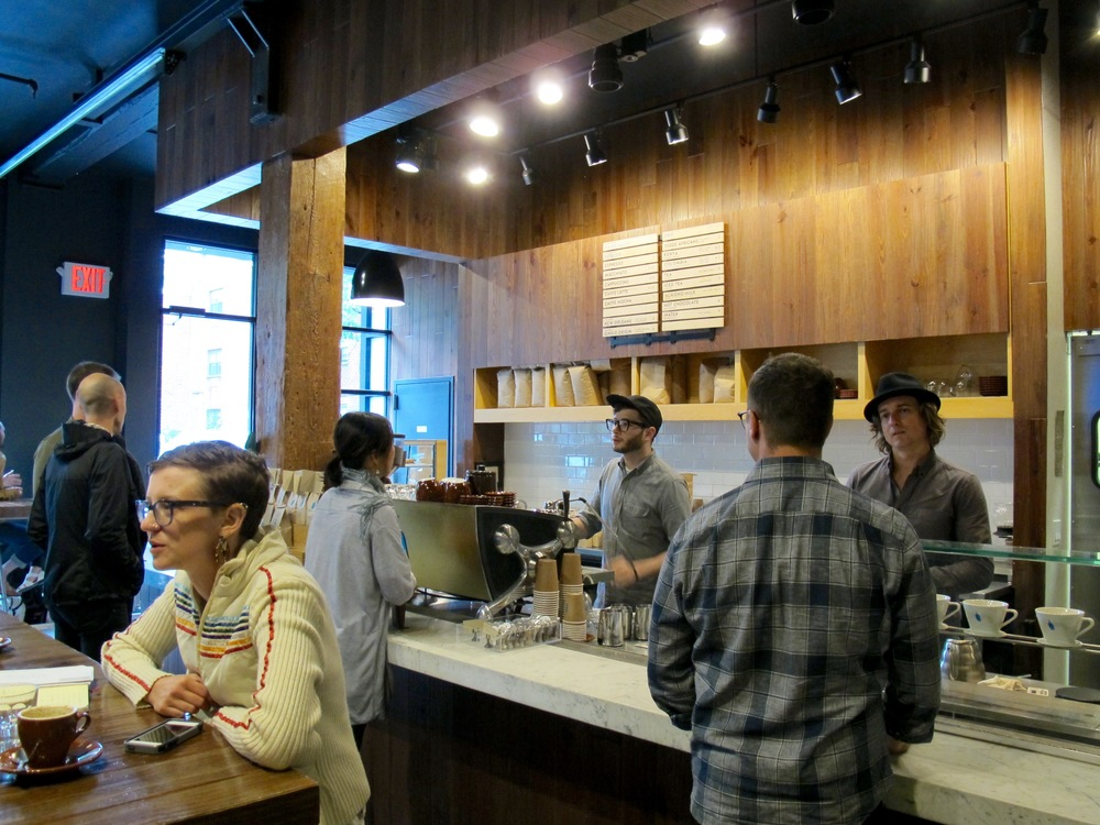 Blue Bottle Williamsburg
