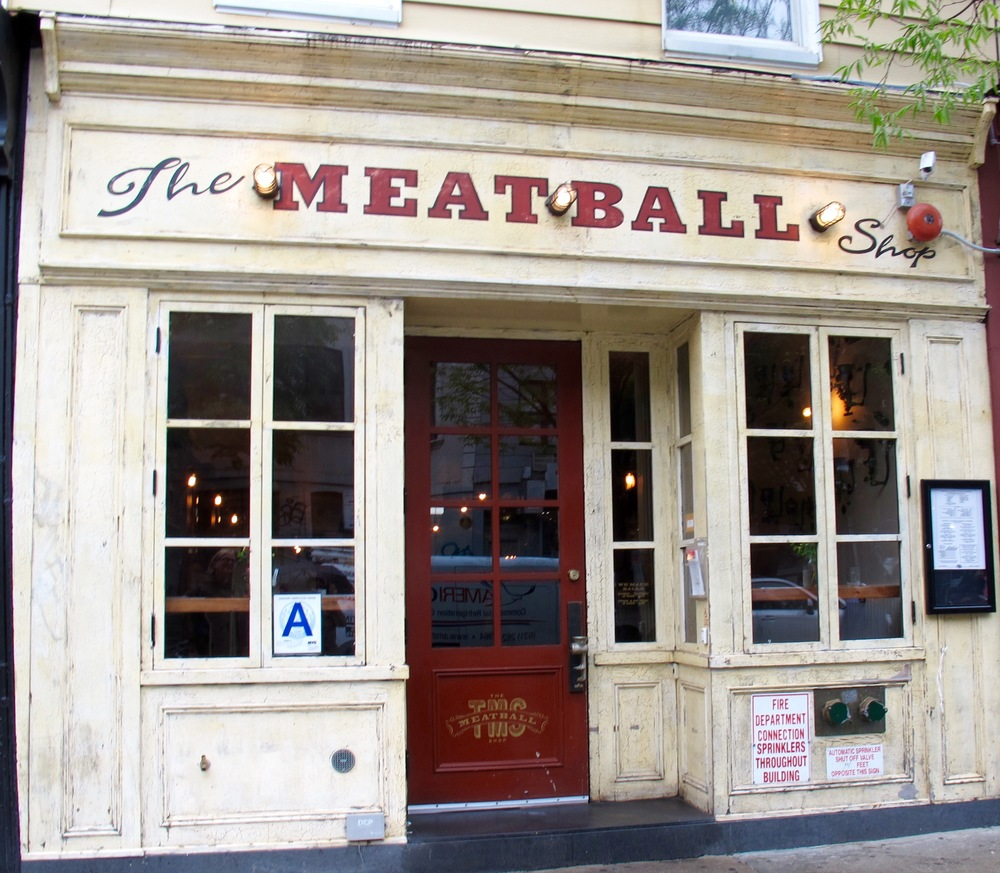 The Meatball Shop NY