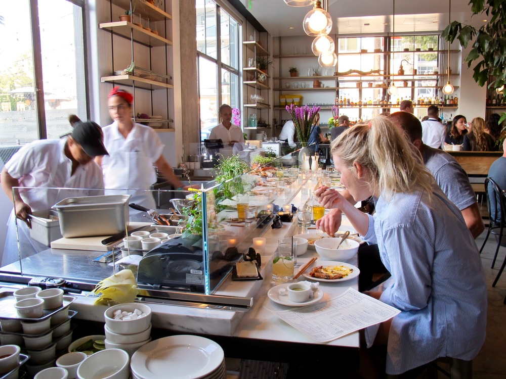 Cassia seafood bar