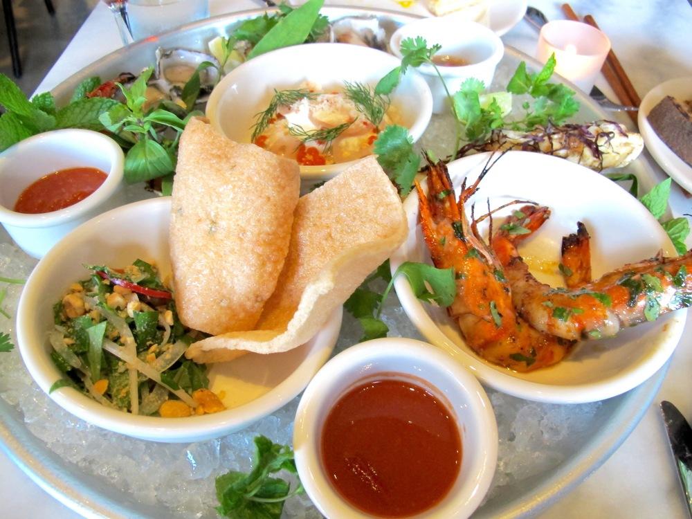 Cassia seafood platter