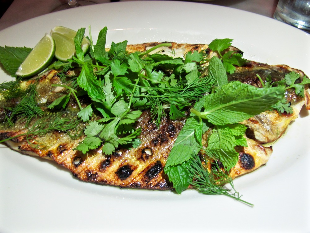 Cassia whole sea bass