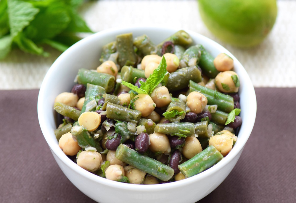 Mexican 3 Bean Salad