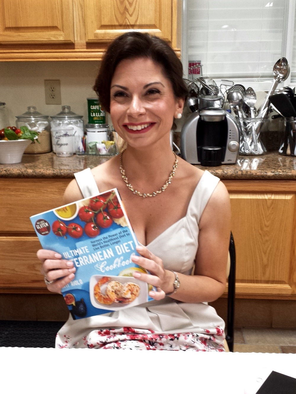 amy Riolo The Ultimate Mediterranean Diet
