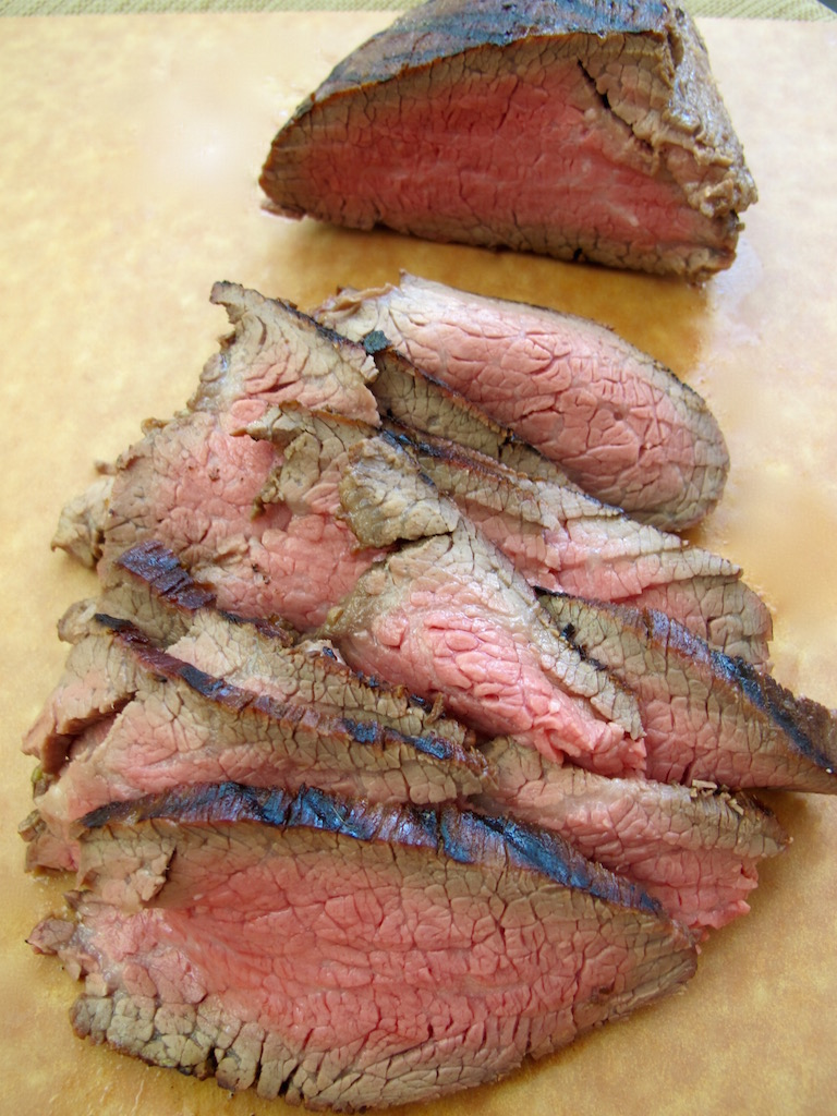 Asian grilled tri tip | TastingPage.com