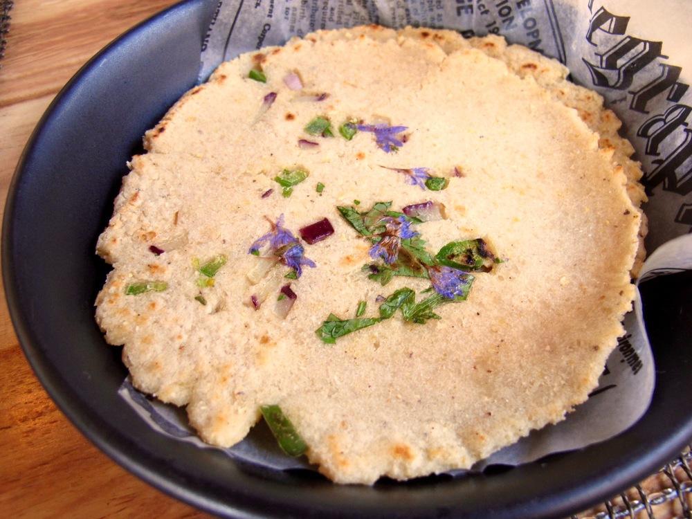 Sambar gluten free roti