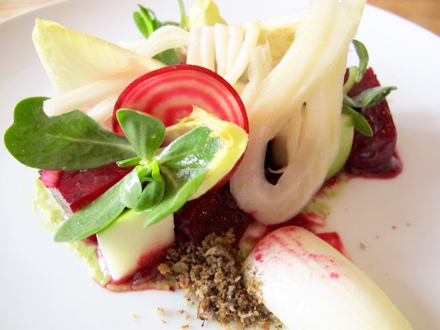 Fundamental LA beet salad