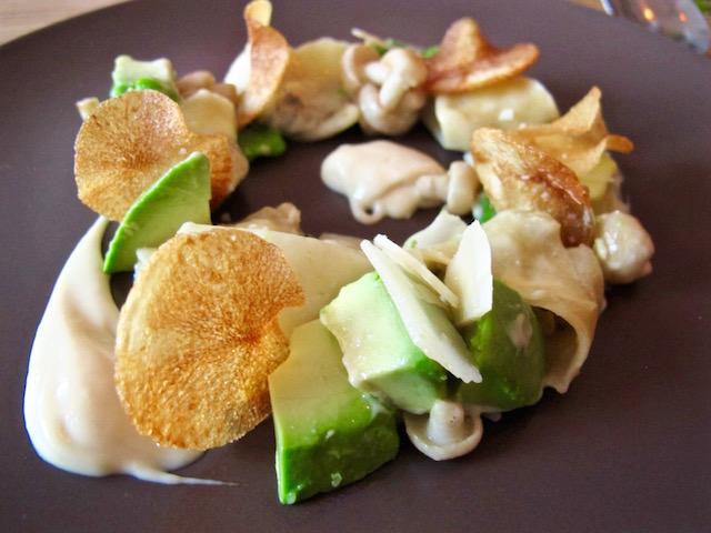 Fundamental LA escargot tortellini | TastingPage.com
