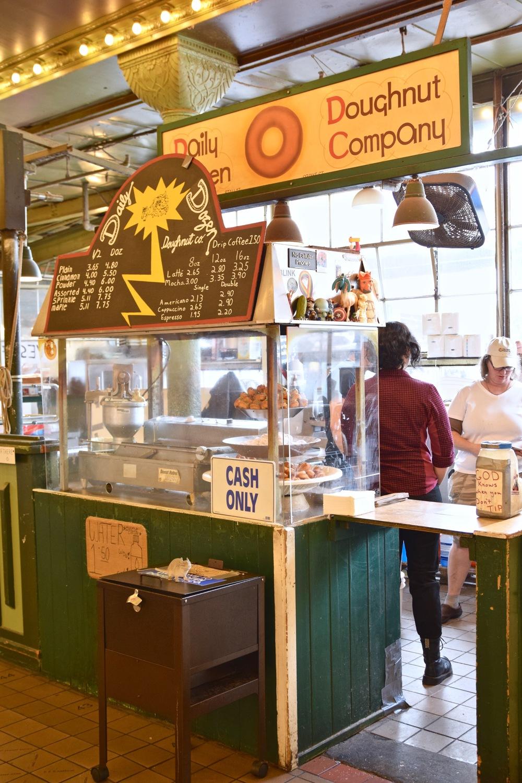 Pike Place Market Daily Dozen Doughnut Company