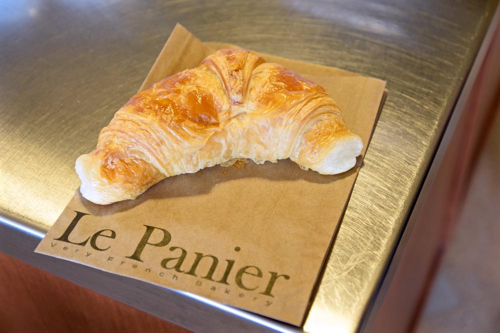 Pike Place croissant