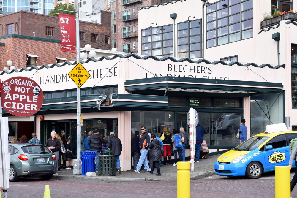 Beecher's Seattle