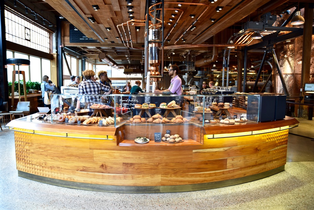 Starbucks Reserve Seattle