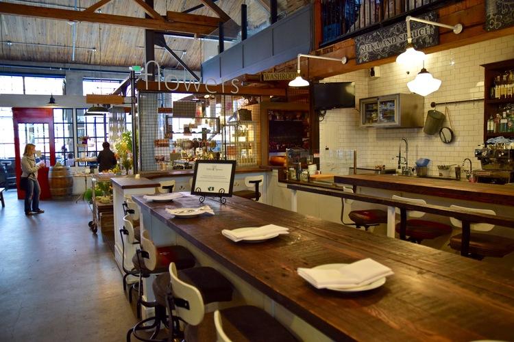 restaurant open kitchen. Capitol Hill Melrose Market Restaurant Open Kitchen