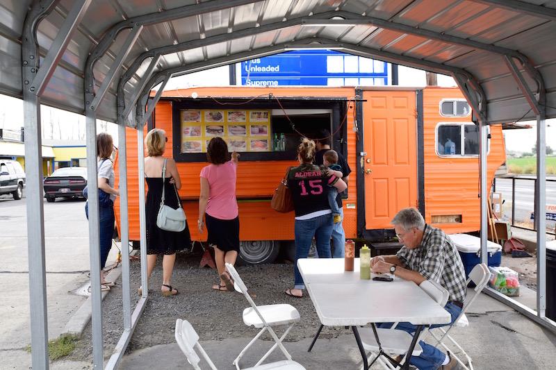 Walla Walla food truck
