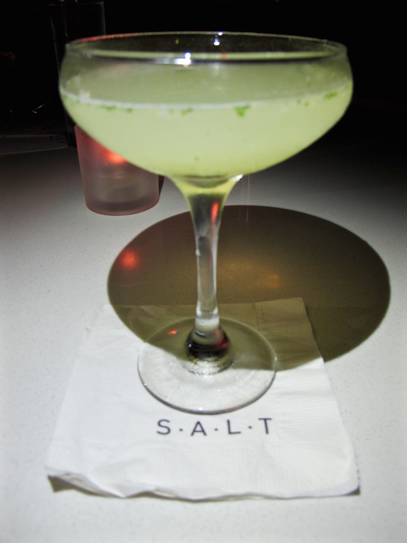 Salt cocktail