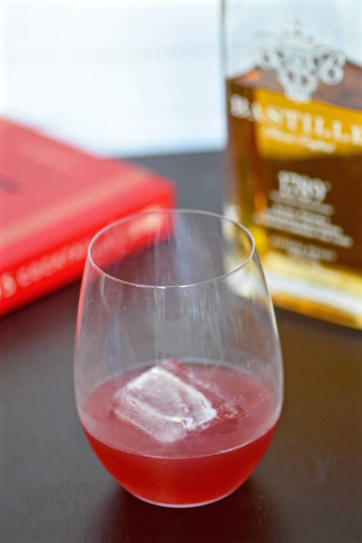 Whisky Pomegranate Cocktail | TastingPage.com