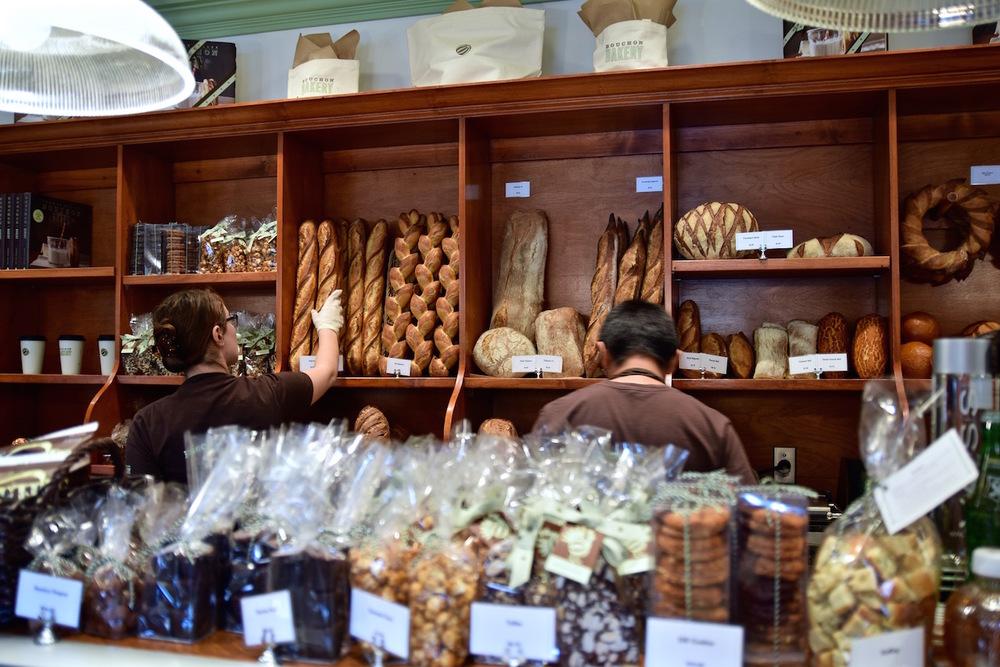 Bouchon Bakery Napa Valley