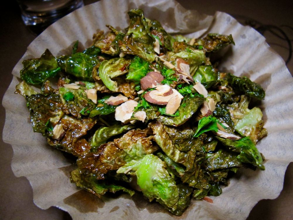 Cleo brussels sprouts