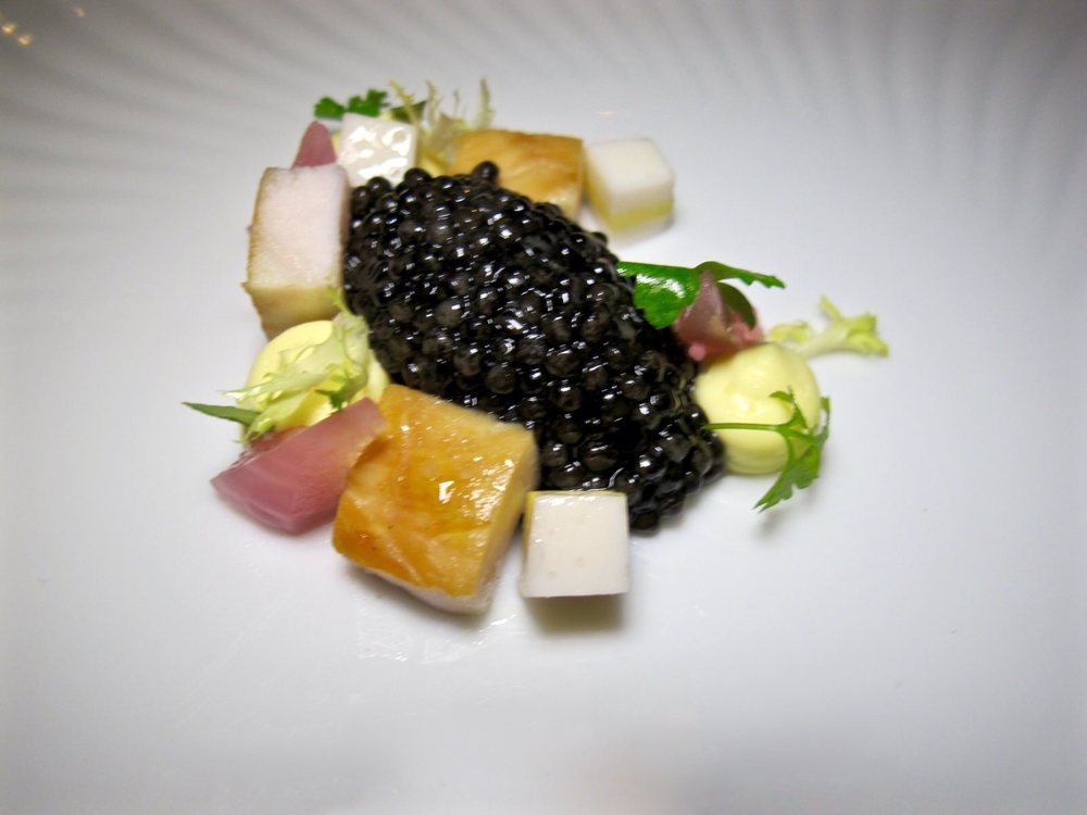 French Laundry caviar