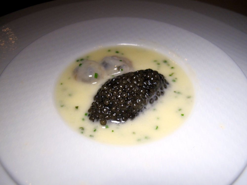 The French Laundry caviar